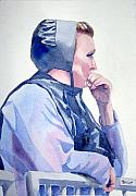 Amish Originals - Deep in Thought by Marsha Elliott