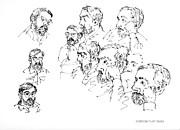 Deepfreeze-s.pole-art5 Print by Gordon Punt