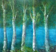 Fiona Jack    - Deeside Trees