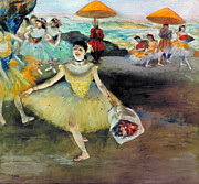 Degas: Dancer, 1878 Print by Granger