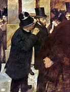 Degas: Stock Exchange Print by Granger