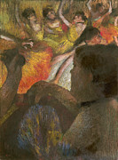 Audience Posters - Degas: Theater Box, 1885 Poster by Granger