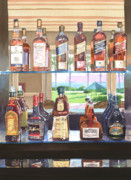 San Diego Paintings - Del Coronado Spirits by Mary Helmreich