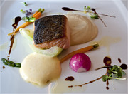 RC Candolin-Gelber - Delicious Salmon with...