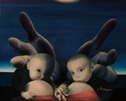 Motherhood Originals - Deliverance by Juan Romagosa