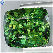 Expensive Jewelry - Demantoid Garnet Gemstone by Oilpearl
