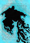 Dementor Doe Print by Jera Sky