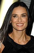 2009 Prints - Demi Moore At Arrivals For Sorority Row Print by Everett