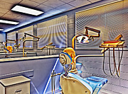 Afterlife Photos - Dental Nightmare by Skip Nall