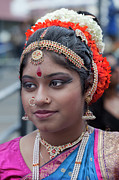South Street Seaport Photos - Depavali Festival South Street Seaport NYC 10 02 11 by Robert Ullmann