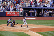 Jeter Photos - Derek Jeters 3000th hit 2 of 8 by James Jenks