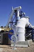 Installation Photos - Desalination Plant Main Water Pipe by Photostock-israel