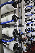 Reverse Photos - Desalination Reverse Osmosis Filter by Photostock-israel