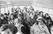 Desegregation: Busing, 1973 Print by Granger