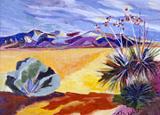 Southwest Images And Landscapes - Desert and Mountains by Betty Pieper