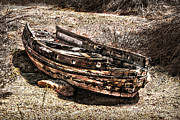 Pioneertown Digital Art - Desert Boat by Danuta Bennett