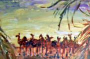 Patricia Taylor - Desert Camel Mirage