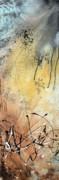 Desert Surroundings 1 By Madart Print by Megan Duncanson
