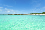 Tropical Climate Photos - Deserted Tropical Island by Ippei Naoi