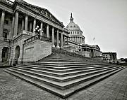Capitol Photos - Design in Providence by Mitch Cat