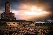 Factory Photo Originals - Desolation by Robert Mirabelle