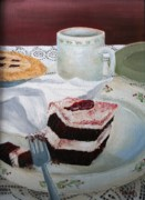 Coffee Reliefs - Dessert by Melissa Wiater Chaney
