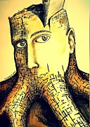 Destroying Ignorance Print by Paulo Zerbato