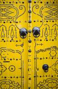 Knob Prints - Detailed Architecture, Tunis, Tunisia Print by David DuChemin