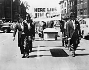 Segregation Prints - Detroit: Naacp Parade, 1944 Print by Granger