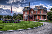 Granger Photography Photos - Devereaux Mansion by Brad Granger
