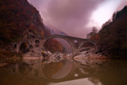 Bridge Prints - Devils Bridge Print by Evgeni Dinev