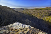 Ozark Mountains Photos - Devils Canyon by Voyt McCollum
