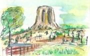 Matt Gaudian - Devils Tower