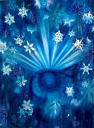 Snowflake Originals - Devotion by Anne Cameron Cutri