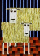 Sheep Originals - Devotion by Stephen Diggin