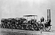 Omikron - Dewitt Clinton Locomotive and Cars