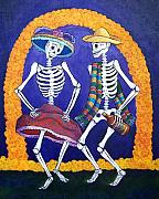 Candy Mayer Prints - Dia de los Muertos Print by Candy Mayer