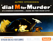 Kelly Photo Prints - Dial M For Murder, Anthony Dawson Print by Everett