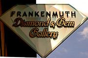 Diamond And Gem Gallery Print by LeeAnn McLaneGoetz McLaneGoetzStudioLLCcom