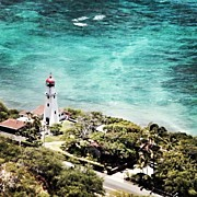 Lighthouse Photos - Diamond Head Lighthouse #lighthouse by Cynthia Lanting