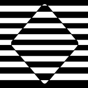 Casino Artist - Diamond Optical Illusion...