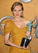 Award Prints - Diane Kruger In The Press Room For 16th Print by Everett