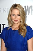 Whip It Premiere Prints - Dianna Agron At Arrivals For Whip It Print by Everett