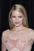 Adam Orchon Framed Prints - Dianna Agron In Attendance For The 9th Framed Print by Everett