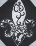 Fleur De Lis Originals - Dichotomy by Christina Torretta