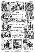 Cruikshank Art - Dickens: Oliver Twist by Granger