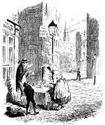 Cruikshank Art - Dickens: Sketches By Boz by Granger