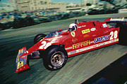 Longines Photos - Didier at Long Beach by Mike Flynn