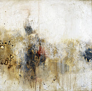 Beige Mixed Media - Die Trying by Michel  Keck
