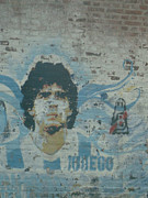 Buenos Aires Photos - Diego by David Rucker